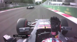 Bottas in Verstappen's way - Baku Qualifying