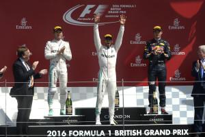 GP GRAN BRETAGNA F1/2016