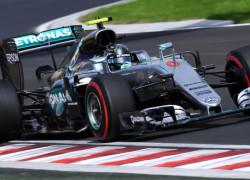 Nico Rosberg, FP3, Hungarian GP