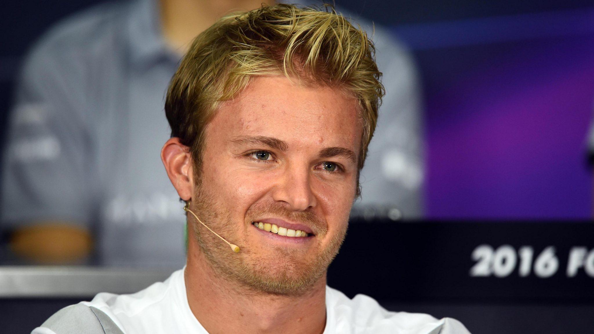 Rosberg F1