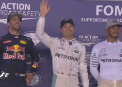 Singapore GP top 3 qualifying