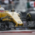 Magnussen Penalized for Off-Track Pass on Kvyat