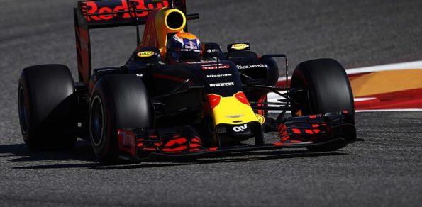 Max Verstappen - US GP FP3