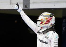 Lewis Hamilton Malaysia GP pole
