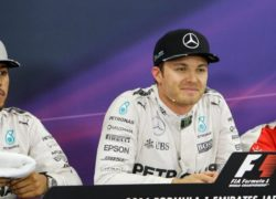 Post Qualifying press conference Japanese Grand Prix