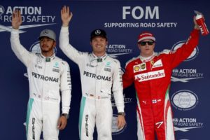 Top 3 Japanese Grand Prix Suzuka Qualifying
