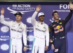 Abu Dhabi GP qualifying