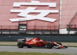 Sebastian Vettel, Chinese GP FP3