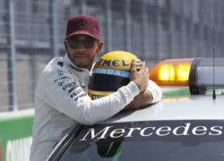 Lewis Hamilton takes Canadian GP pole
