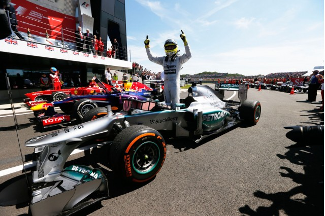 F1 2013: British GP Review - Rosberg tops at dramatic Silverstone
