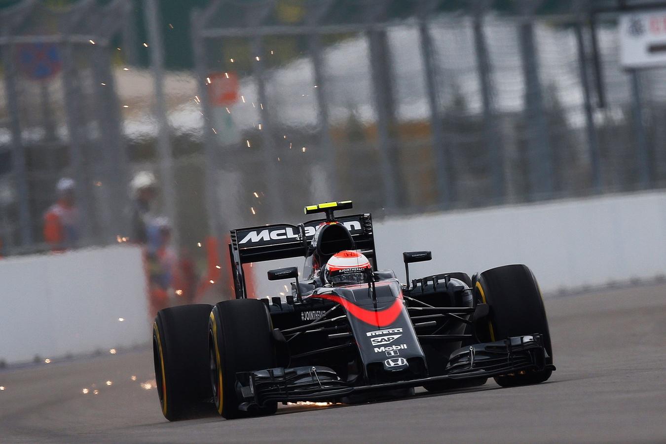 F1 Mclaren Honda
