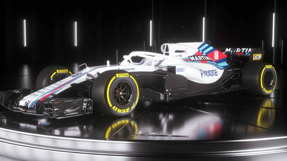 F1 2018 Haas And Williams Launch New Challengers